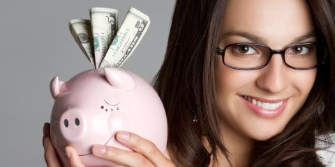 Saving Enough? Personal Banking Choices Make It Easy!, Harrison, Ohio
