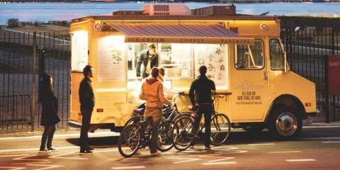 Another Reason to Start a Food Truck: Food Truck Weddings Are More Popular Than Ever, Brooklyn, New York