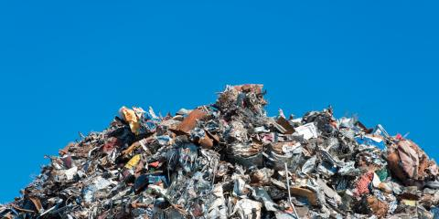 Don't Dump Your Scrap: 3 Benefits of Industrial Recycling, Cincinnati, Ohio