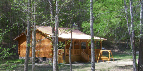 Plan a Winter Escape With Discounted Rates at Kentucky's Scenic Cabin Rentals, Stanton, Kentucky