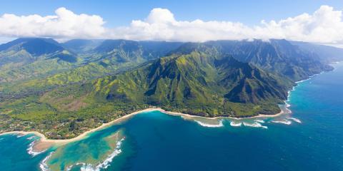 How Was Kauai Formed?, Lihue, Hawaii
