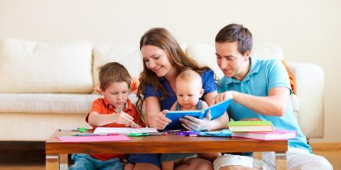 3 Reasons to Read To Your Child, Texarkana, Texas