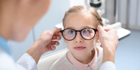 A Guide to Understanding Your Child's Vision, San Marcos, Texas