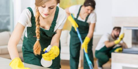 Why Green Cleaning Services Benefit Your Health & the Earth, Middleburg Heights, Ohio