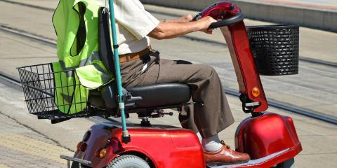 3 Ways to Keep Your Mobility Scooter in Great Shape, Wisconsin Rapids, Wisconsin