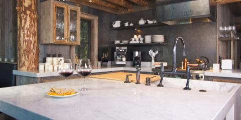 4 Durable Kitchen Countertop Materials - Kitchens Etc...Inc ...