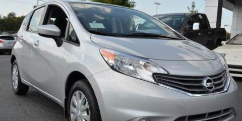 Drive In Style With The 2015 Nissan Versa Note SV From Sterling's Nissan Dealer, 1, Charlotte, North Carolina