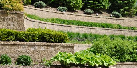 4 Reasons to Install a Retaining Wall Before Winter, Scottsville, New York