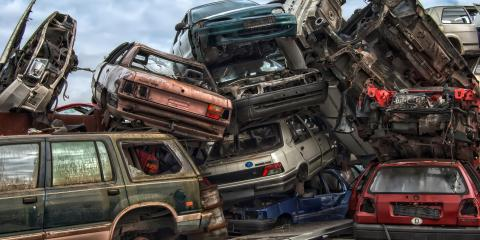 What Happens When a Car Is Recycled?, Denver, Colorado