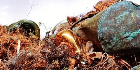 Scrap Metal Projects: 5 Cool Ways to Reuse Copper Wire , Rochester, New York