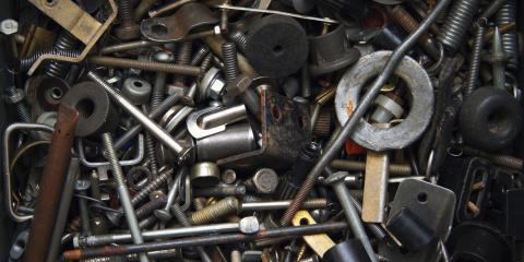 5 Types of Scrap Metal , ,