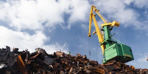 Non-Ferrous Metal Recycling Yard Explains Types of Metals, Goshen, Ohio