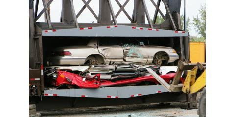 What Happens to Junk Cars When They're Sold?, Philadelphia, Pennsylvania