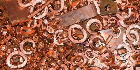 Top Reasons to Scrap Copper Metal, Rochester, New York