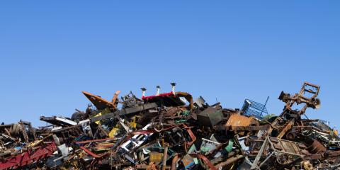Why You Should Refrain From Throwing Away Scrap Metal, Rochester, New York