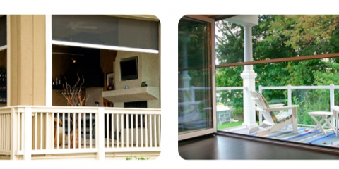 Upgrade Your Home With Retractable Screens, Loveland, Ohio