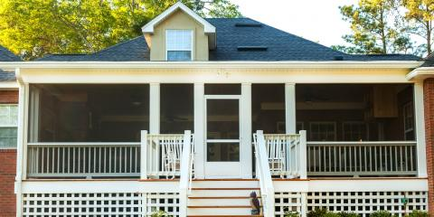 4 Types of Sunrooms, Dothan, Alabama