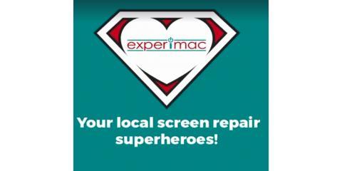 Experimac Manassas Super Heroes For iPhone® Screen Repairs, Prince William County, Virginia