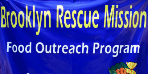 Brooklyn Rescue Mission Inc., Non-Profit Organizations, Services, Brooklyn, New York