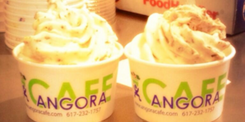 Get Ready for Valentine's Day with Angora Café, Boston, Massachusetts