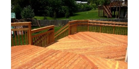 Get 10% Off Deck Cleaning & Sealing From The Team at DeckMaster, Gaithersburg, Maryland