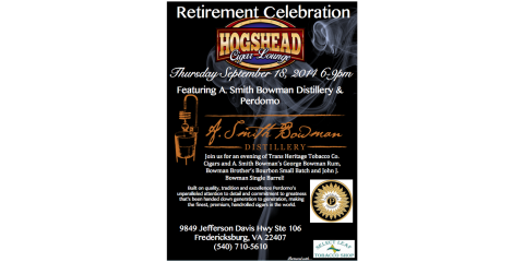 Retirement Celebration, Courtland, Virginia