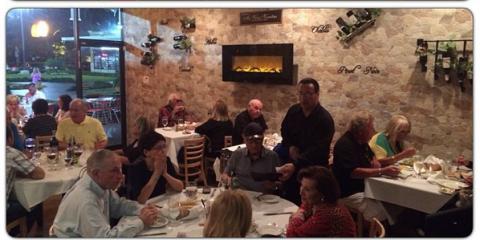 Fabulous Italian Food at Capisce Ristorante in Hallandale, FL, Hallandale Beach, Florida