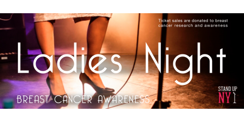 standupny.com Gets A Facelift + Hosts A Breast Cancer Benefit This October, Manhattan, New York