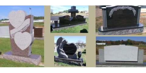 Personalize Your Memorial With Etching Services From Arkansas' Monument Makers, Morrilton, Arkansas
