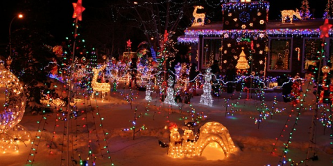 Transform Your Yard Into A Winter Wonderland With Lawn