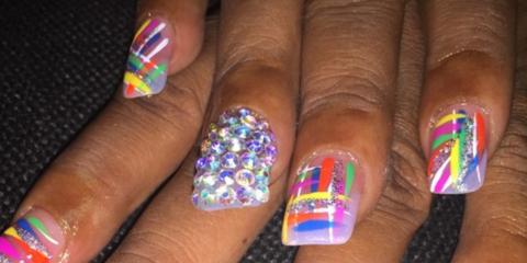 Enjoy Glamorous Gel & Acrylic Nails in Cincinnati With OriginalOne Nail Designs Studio, Montgomery, Ohio