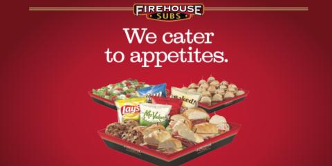 Fa La La La La; Lots of Food at Firehouse Subs Kettering!, Kettering, Ohio