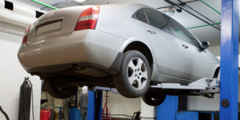 Common Signs of Suspension Issues & What to Do About It, Springdale, Ohio