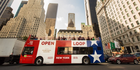 Read What Happy Customers Have to Say About Bus Tours From OPEN LOOP New York, Manhattan, New York