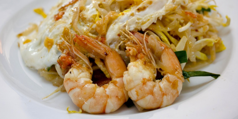 4 Must-Try Thai Dishes With Seafood From Thailand Cuisine, Kahului, Hawaii