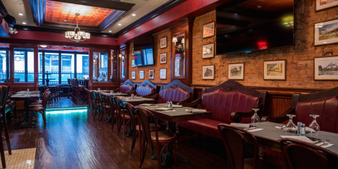 Tune Into May's Best Football Games at NYC's Premier Family Restaurant & Sports Bar, Manhattan, New York