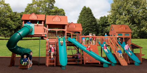 Get a Free Site Inspection & Find a Swing Set That Fits, 11, Louisiana