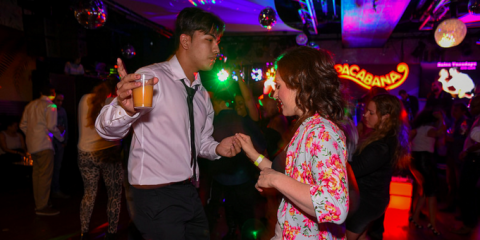 Experience NYC's Cultural Diversity at The Copacabana Times Square Nightclub, Manhattan, New York