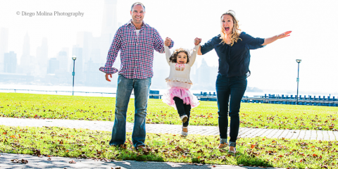 3 Reasons to Schedule a Family Photography Session in New York This Summer, West New York, New Jersey