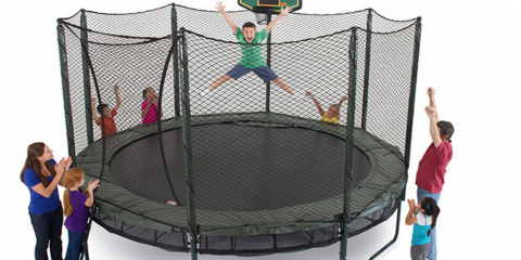 Invest In Dallas' Safe & Secure Trampolines, Dallas, Texas