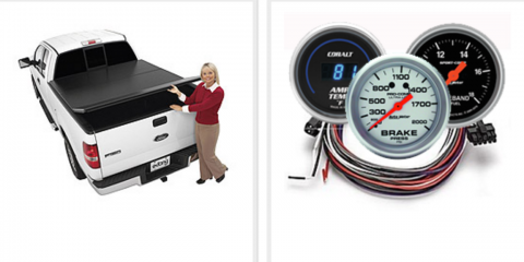 Keep Your Family & Your Vehicle Safe With Truck Accessories , Somerset, Kentucky