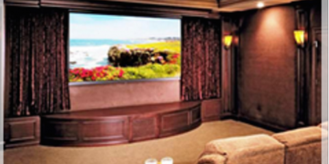Make Your Dreams Reality With a Home Theater System, Union, New Jersey