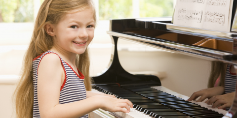 5 Benefits of Music Lessons for Children, Dothan, Alabama