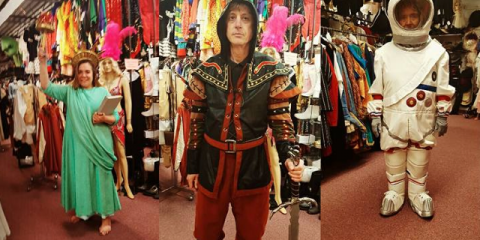 Costume Shop Celebrates 60 Years in Business!, Irondequoit, New York
