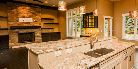 Kitchen Remodeling Experts Discuss Granite Countertops, Rockford, Illinois