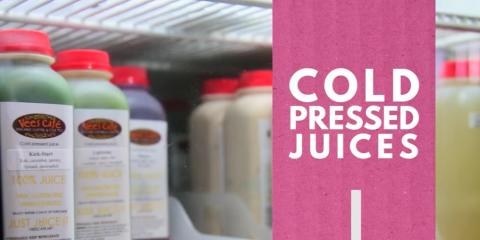 Natural Cold-Pressed Juices Offer Positive Effects, Los Angeles, California