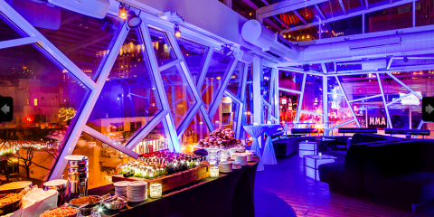 Impress Your Guests With a Private Party at The Copacabana's Rooftop Bar, Manhattan, New York