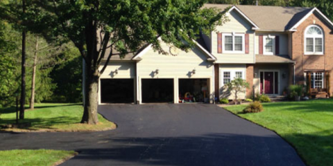 Asphalt or Concrete? Find Out Which Material Is Best for Your Driveway , Greece, New York