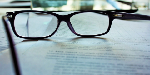 3 Signs You Might Need Glasses, Anchorage, Alaska