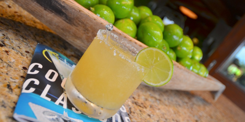 La Chata Mexican Cuisine Clarifies the Blurry History of Margaritas, O'Fallon, Missouri